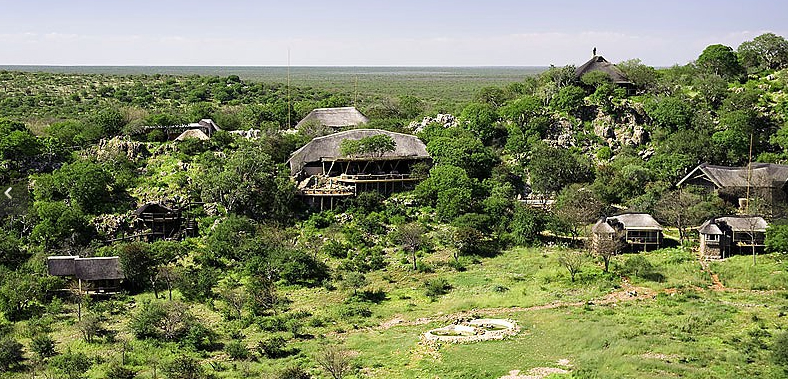 Ongava Lodge (credit: Wilderness Safaris)