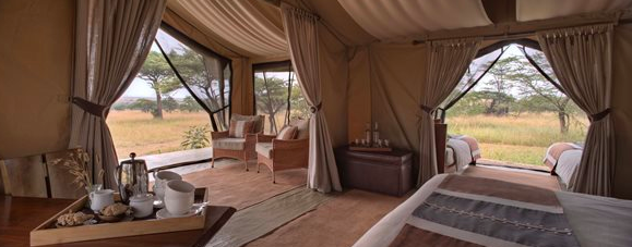 Naibosho Camp - luxury room