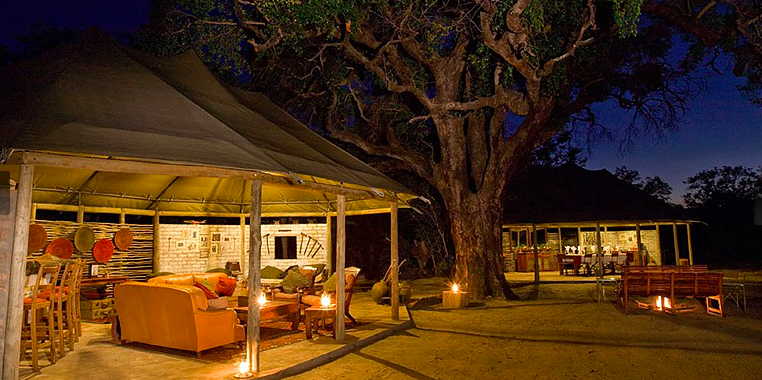 Little Makololo Camp, Hwange National Park, Zimbabwe