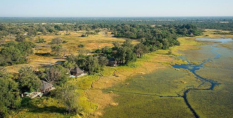 Vumburra area, Okavango Delta, Botswana (Photo: Wilderness Safaris)