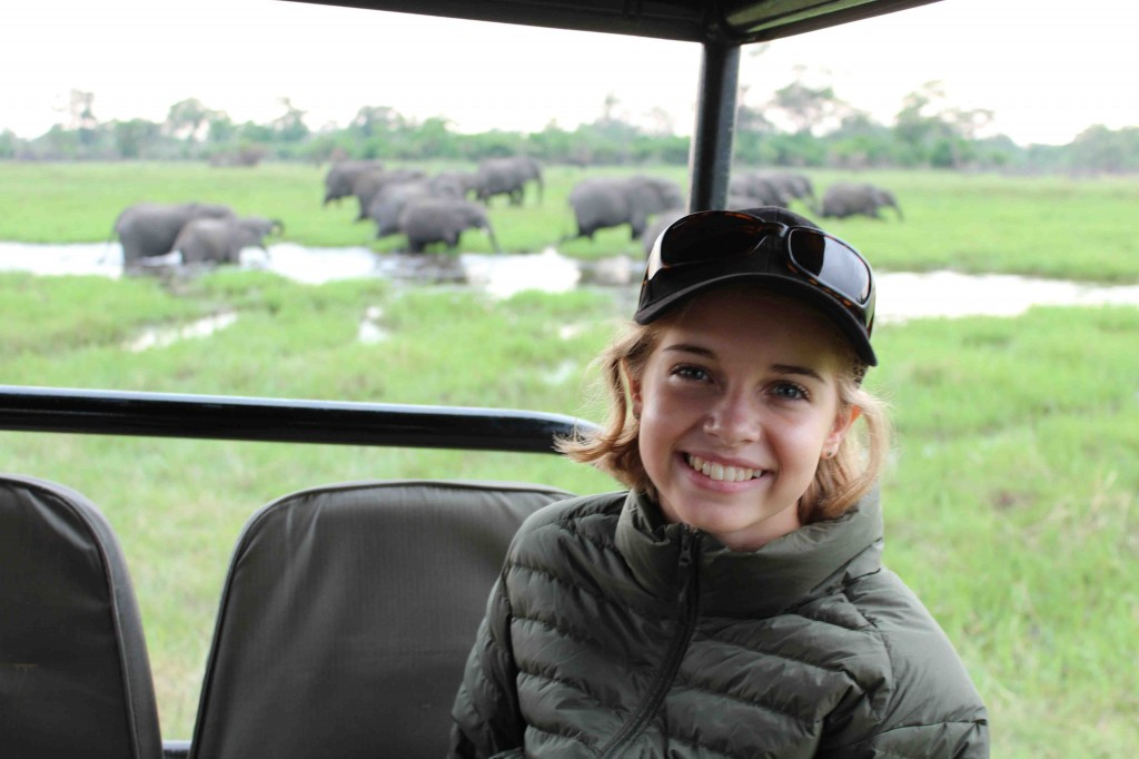Alice, a 13 year old aspiring zoologist and a volunteer for the LEBE campaign, is now determined to follow her dream to study zoology having spent time in the wild on this safari