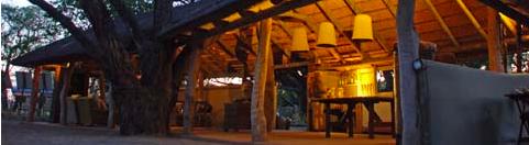 Gomoti Tented Camp,