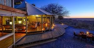 Kalahari Plains Camp, Botswana